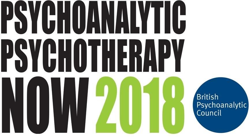 psychoanalytic psychotherapy now 2018 british psychoanalytic council